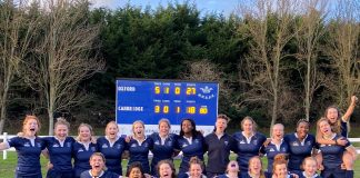 womens rugby team